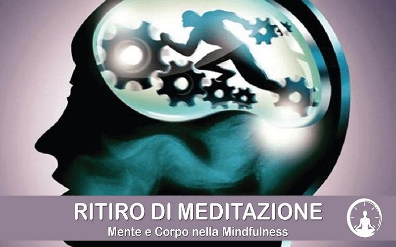 RITIRO DI MEDITAZIONE MINDFULNESS in collaborazione con LA CASA DEL TEMPO